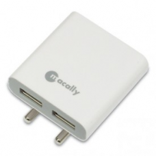 Macally - AC Charger 2-port USB (1A)