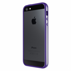 Artwizz - Bumper iPhone 5/5s/SE (purple)