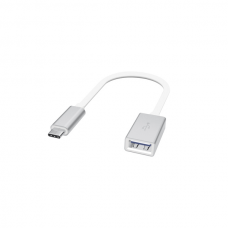 Artwizz - Adaptador 3.1 USB-C - USB A (F) (silver)