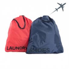 Tucano - Adatto Travel Sack (blue/red)