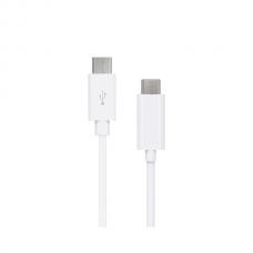 Artwizz - Cabo 2.0 USB-C - microUSB (white, 1m)