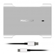 Macally - AC Charger 61W USB-C w/ cable